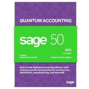 Sage 50 - 2021
